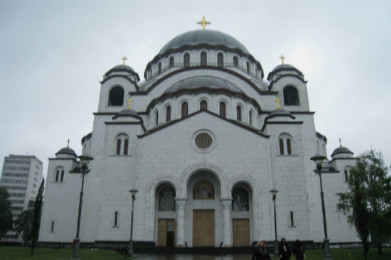 聖沙瓦教堂
