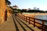海濱木棧道