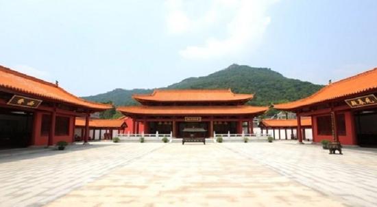 西樵山國藝影視城主題公園
