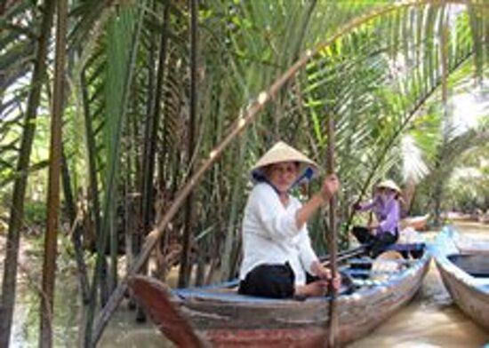 船遊湄公河