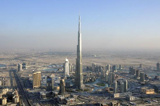 杜拜世界最高哈利法塔Burj_Khalifa