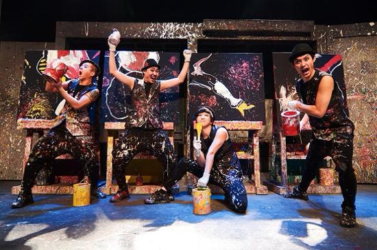 The Painters 【Hero】彩繪秀