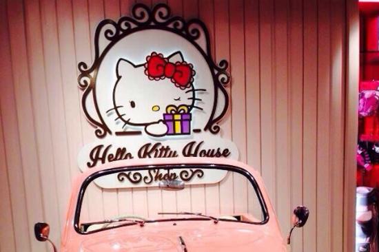 HelloKittyHouseBangkok
