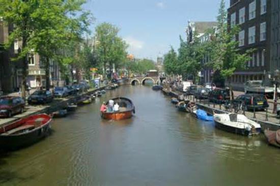 暢遊荷蘭運河