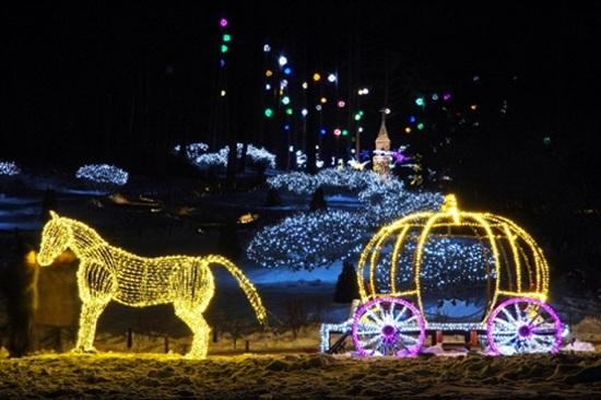 晨靜樹木園~浪漫夜燈慶典