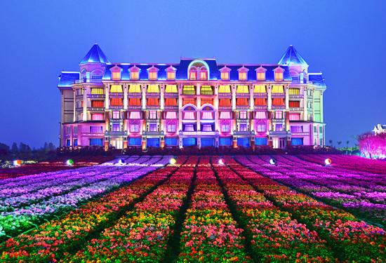 花之戀酒店