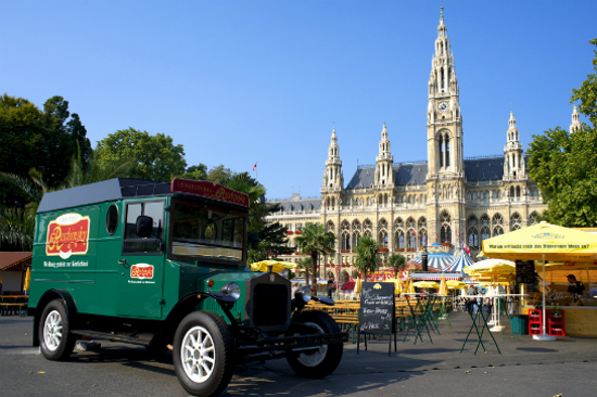 維也納市政廳
