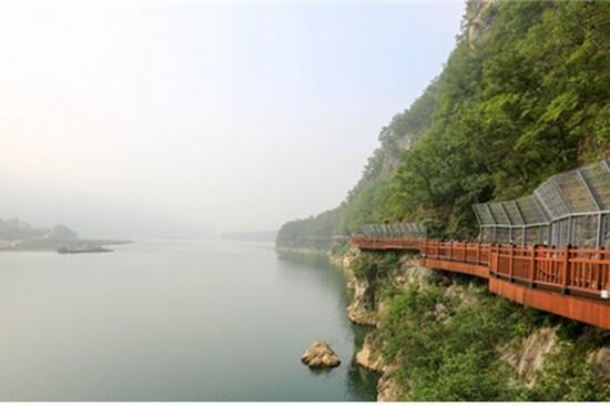 丹陽江棧道