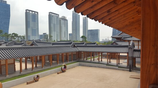 Gyeongwonjae Ambassodor