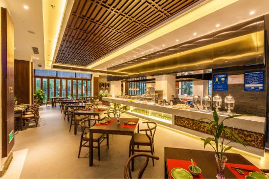 博鼇道紀養生度假酒店-早餐廳