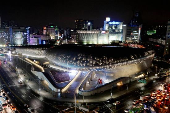 東大門設計廣場