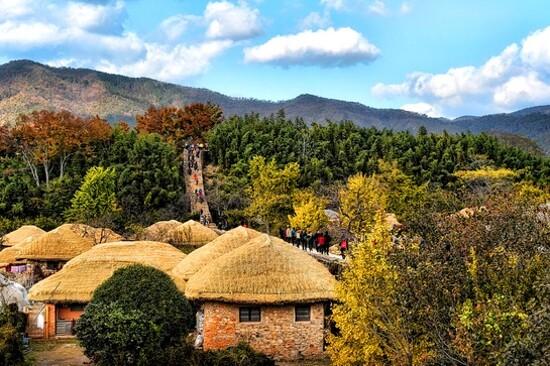 樂安邑城民俗村