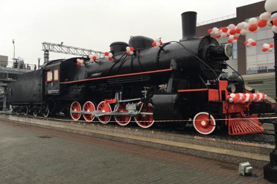 俄羅斯~布拉戈維申斯克火車站