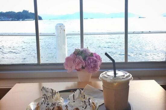 三千浦海上咖啡屋