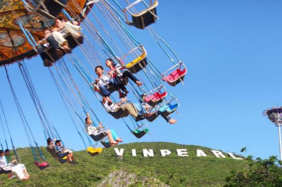 Vinpearl~遊樂場