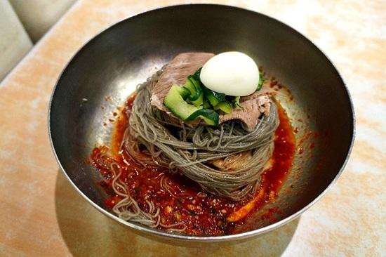 五壯洞咸興冷麵