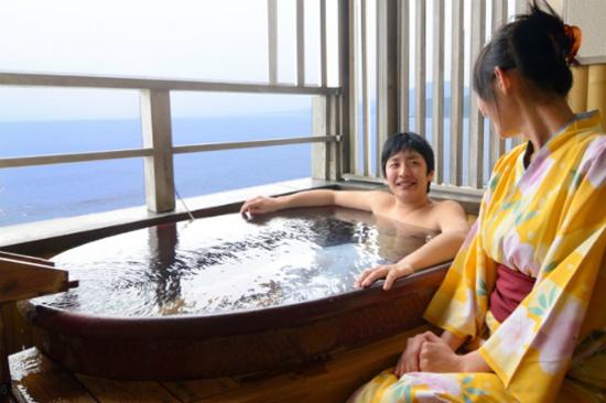 稻取東海湯苑溫泉酒店