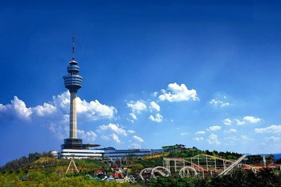 83 TOWER 觀景臺