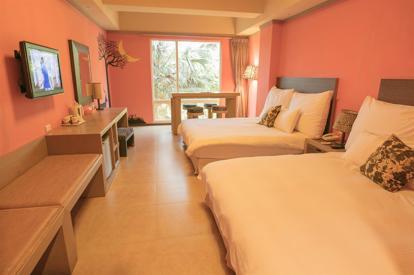 六福村莊生態度假酒店