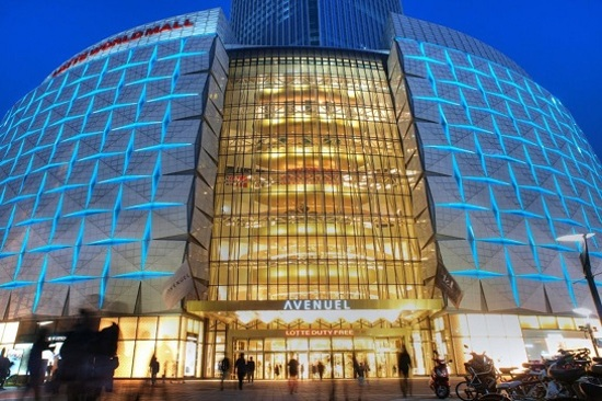 Lotte World Mall~ AVENUEL
