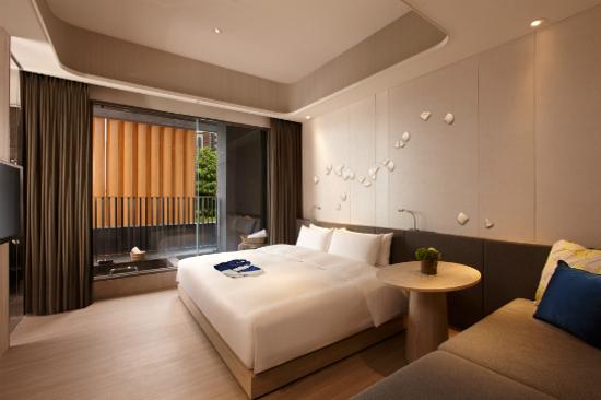 礁溪晶泉丰旅溫泉酒店