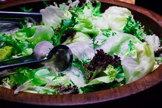 豪華美食海鮮自助晚餐