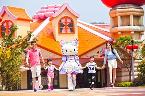 Hello Kitty park