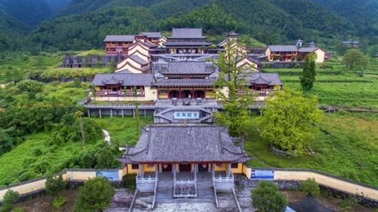 仰山棲隱禪寺