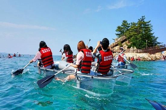 《增遊》庄湖海濱~獨木舟體驗(約20分鐘) (7月1日至31日出發適用)