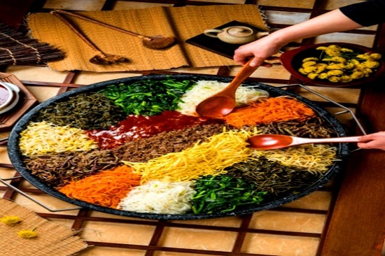 傳統石鍋拌飯體驗館