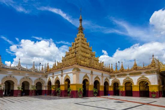 瑪哈牟尼大金佛寺Mahamuni Pagoda