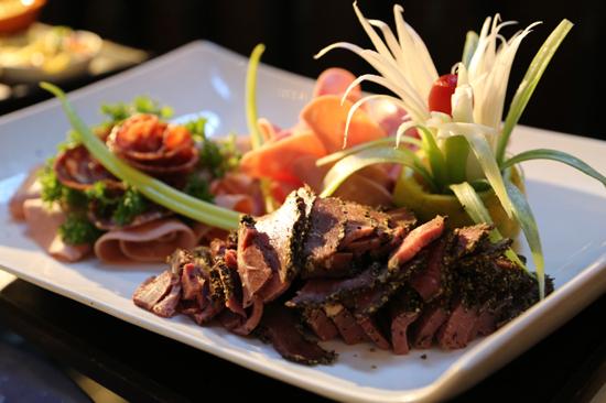 美食百匯海鮮自助午餐