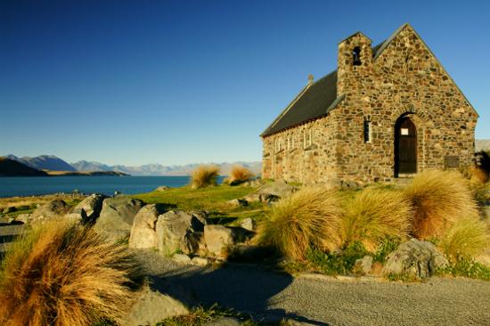 狄卡普湖牧羊人教堂