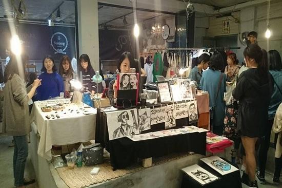 Dongjin市場