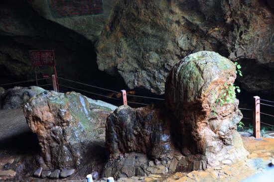 金雞岩溶洞風景區