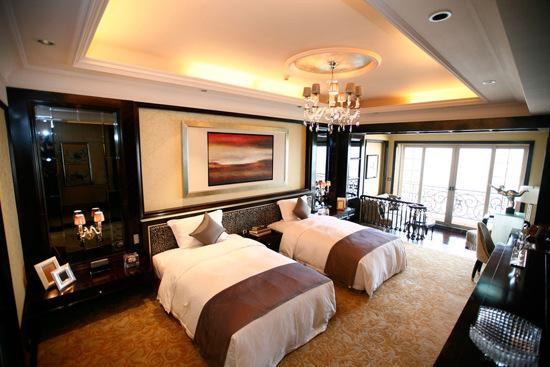 成都雅居樂豪生酒店