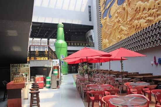 廣州珠江啤酒博物館
