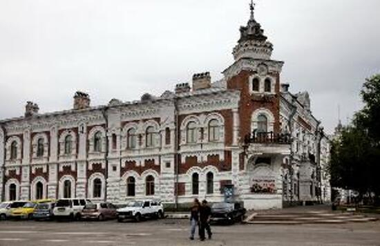 俄羅斯~布拉戈維申斯克