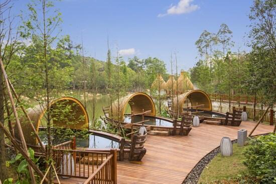 美的鷺湖嶺南花園酒店