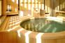 蘆原溫泉美松酒店私人個室露天風呂房