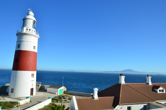 Gibraltar 直布羅陀 燈塔
