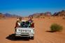 特色沙漠四驅車飛馳車之旅