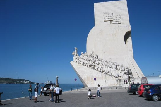 航海家紀念碑