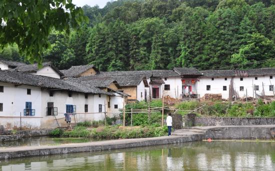 曹角灣古村落