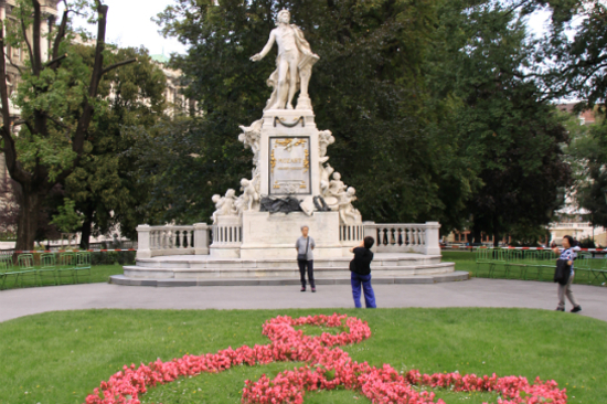 莫札特紀念像
