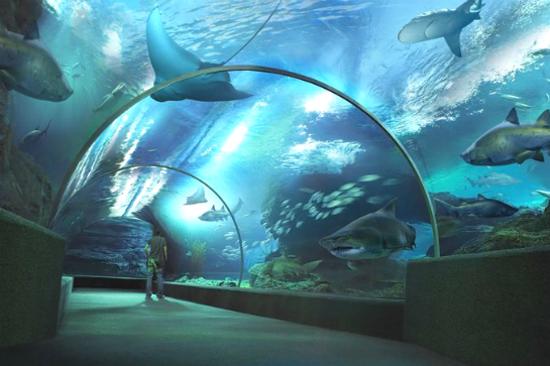 暹邏海底世界