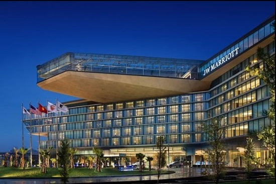 河內JW Marriott Hotel