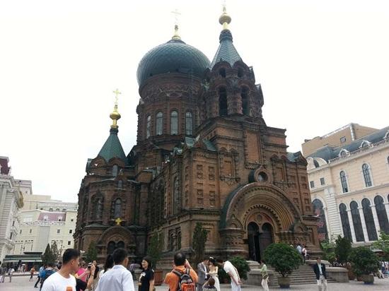 聖索菲亞大教堂廣場