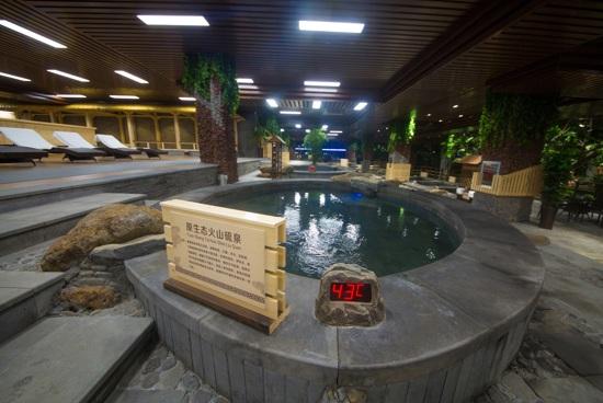 王朝聖地溫泉