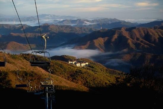 High1山頂塔瞭望台